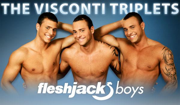 visconti triplets fleshjack boys
